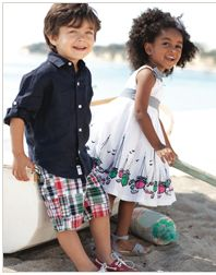 Great coastal look from Janie and Jack