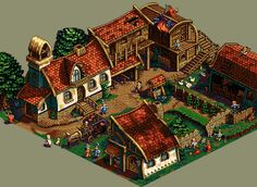 Contest: Isometric Pixel Art