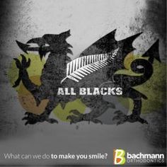 Bachmann Orthodontics - Orthodontists in Albany, Auckland Wales Rugby, Contact Sport, All Blacks, Mouth Guard, School Sports, Orthodontics, Braces, Make You Smile