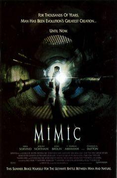 MIMIC (1997) Dir: Guillermo del Toro