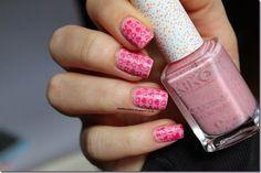 Kiko Cupcake 651 und Moyou Festive Stamping mit LCN 360 Cupcakes, Stamping, Swatch, Festive, Nail Polish, Nails, Beauty, Finger Nails, Cupcake