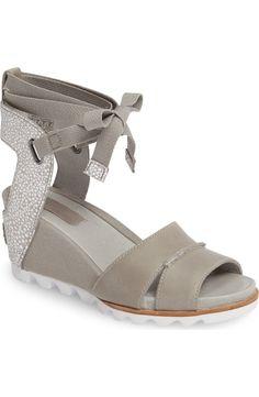 e60586eeecdd SOREL Joanie Wrap Wedge Sandal (Women)