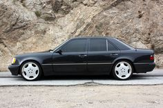1992 Mercedes-Benz Model W124 500E/E500 Sport Sedan