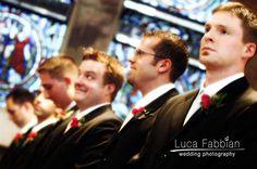 Wedding: best men