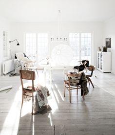 Scandinavian ~ Interior Design