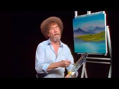 Bob Ross Snow Fall  The Joy of Painting (Season 1 Episode 12) - YouTube