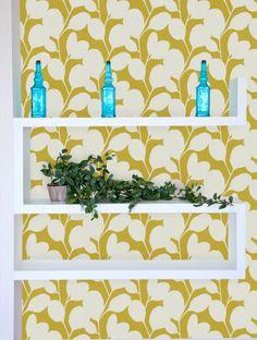 With Scandi Grey Trim Beatrix Potter Wallpaper