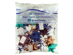 All Occasion Metallic Gift Bows  Pack of 72 ** Continue to the product at the image link.