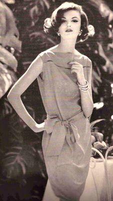"""vintage-retro: """" Dolores Hawkins ♥ 1960 """""""
