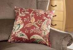 Kolekcia látok Gardenia - nádherná novinka v našej ponuke. #kvety#metraz#latky#tkaniny#novinka#obyvacka#zavesy#vankuse Gardenia, Throw Pillows, Bed, Fabric, Collection, Home Decor, Design, Tejido, Toss Pillows