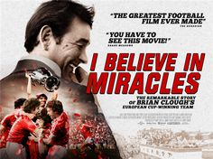 Nottingham Forest, I Believe In Miracles, Film, Premiere, Tickets