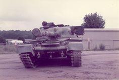 Chieftain MT 4th RTR tidworth 1983
