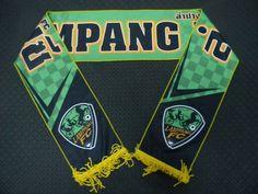 Lampang FC Football Soccer Scarf 2015 season  Thailand League D1  fourfourtwo #Deffo #LampangFC