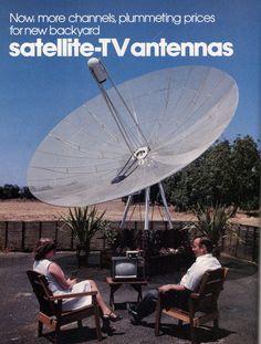 Antenna oscar satellite