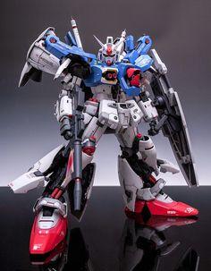PG 1/60 RX-78 Gundam GP01/FB - Painted Build