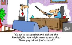 Accounting humor is no joke! lol