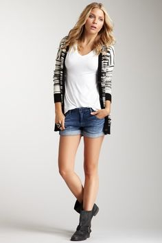 so into combat boots and shorts | HauteLook