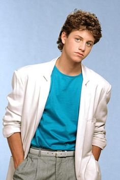 ROLLED UP BLAZER SLEEVES -- Wasn t Kirk Cameron dreamy on  Growing Pains 56cf97ec4