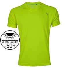 max-Q.com Running Shirt UV Protection Kurzarm | 21run.com