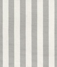 Shop Premier Prints Stripe Coastal Gray Slub Fabric at onlinefabricstore.net for $10.98/ Yard. Best Price & Service.