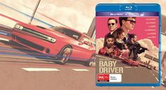 Hit the gas for our 'Baby Driver' Blu-ray giveaway!: Hit the gas for our 'Baby Driver' Blu-ray giveaway!:…