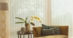 Hunter Douglas Luminette Privacy Sheers with PowerGlide