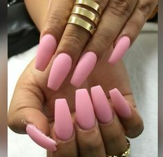 Topic for matte gel nail designs : pin by maria garcia on nails Matte Gel Nails, Gel Nails French, Gorgeous Nails, Love Nails, Nail Pictures, Dot Nail Art, Gel Nail Designs, Nails Design, Nail Art Videos