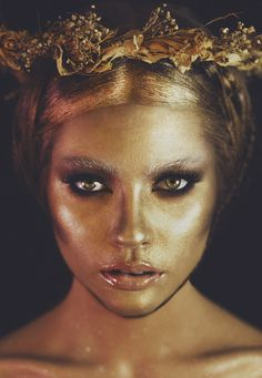 Photographer: Nati Keren Makeup: Alisa Shor Model: Polina Chenenko @ Roberto Models