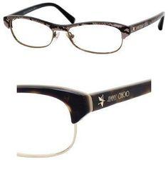 Eyeglasses Jimmy Choo 44 0SYE Havana Nude Jimmy Choo. $149.94