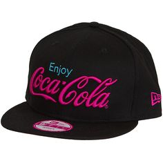 ca97721f8d7 New Era Women Cap Enjoy Coca Cola - entdeckt im Harlem Streetwear Shop!