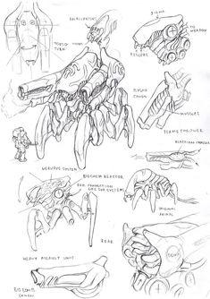 Glorlons bio-tank by TugoDoomER.deviantart.com on @DeviantArt