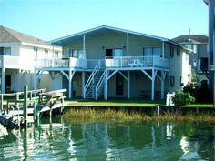 Ocean Isle Beach House Rentals: 87FAIR - Canal House rental