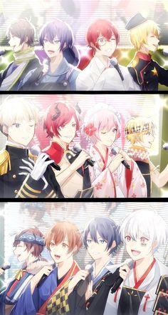 Cool Anime Guys, Cute Anime Pics, Cute Anime Boy, Chibi Boy, Anime Chibi, Otaku Anime, Anime Art, Otaku Issues, Anime Group