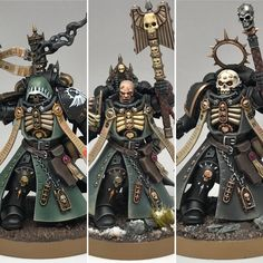 Dark Angel Chaplin - Warhammer 40,000