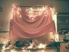 when are you too old to make a twinkle light fort?