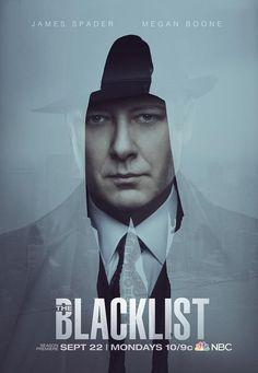 Blacklist The Poster 24inx36in