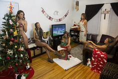 Why You Should Wrap Presents and Drink Eggnog Naked  http://www.menshealth.com/sex-women/naked-christmas
