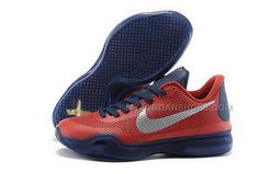 size 40 7f5c6 9d5c6 Buy Cheap Nike Kobe 10 2015 Red Orange Gold University Of Arizona Red Navy  Silver Mens Shoes, Price   99.00 - Jordan Shoes,Air Jordan,Air Jordan Shoes