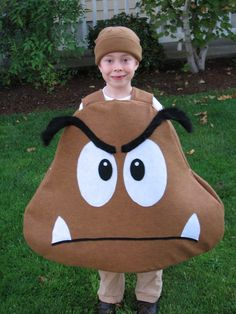 Welcome to my tutorial on making the world's most innocent video game villain: a Goomba! To remind all the grandparents out there - this is...