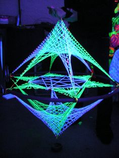 StringArt Deko Dreieck - Mind Change System