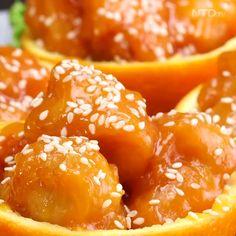 Orange Chicken 橙汁雞