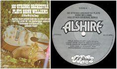 101 Strings / Play Hank Williams (1976) / Alshire S-5339 (LP), $9.00