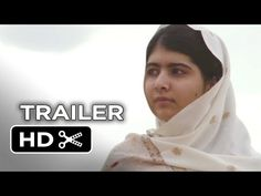 "Malala Yousafzai's autobiography ""I Am Malala"", has been adapted into a documentary, called ""He Named Me Malala"" the official trailer of the movie that will be released later this year has me in tears already."