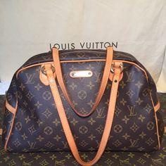 Authentic Louis Vuitton Monogram Montergueil GM MI5017 - The Luxe Boutique