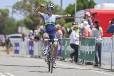 Valentina Scandolara takes stage 1 of the Santos Women's Tour