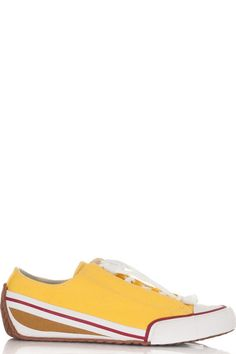 Buy online woman leather and fabric sneakers by Pirelli PZero  for € 29,00 on Luxyuu. Available now sneakers leather and fabric upper rubber sole stitching logo composition: leather and fabric color: yellow/white/red http://www.luxyuu.com/pirelli-pzero-leather-and-fabric-sneakers-P11308.htm