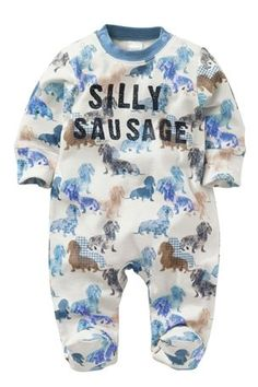 Buy Dog Sleepsuit (0-24mths) from the Next UK online shop