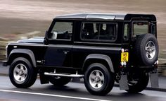Classic Cars: Landrover Defender