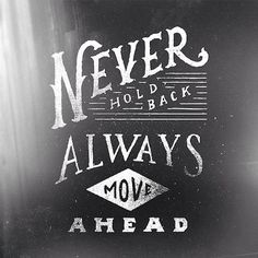 Nostalgic Hand-Drawn Typography Of Quotes, Posted On Instagram - DesignTAXI.com