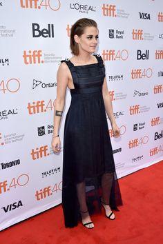 Kristen Stewart at the Toronto Film Festival 2015 | POPSUGAR Celebrity